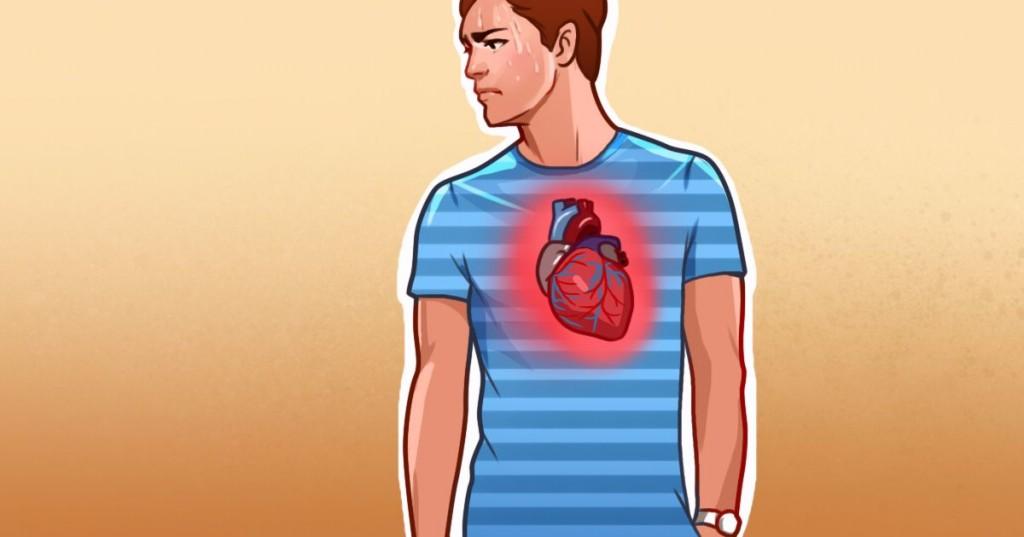 Os 10 Principais Sinais de Doença Arterial Coronariana