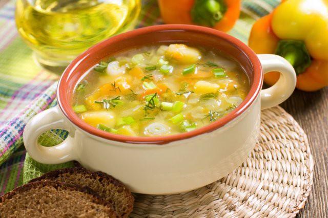 sopa de cenoura para perder peso em 1 dia