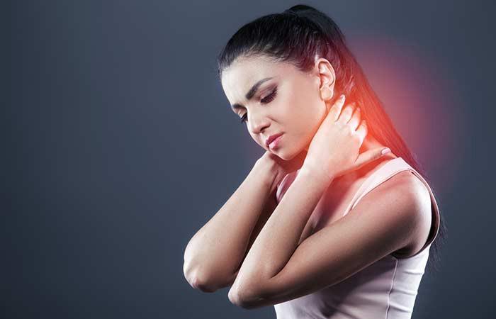 remedios para aliviar a dor no pescoço
