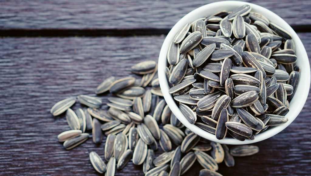 beneficios da semente de girassol