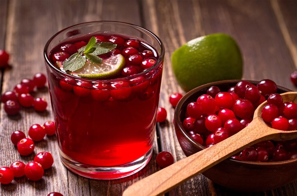 como usar suco de cranberry para curar infecçoes