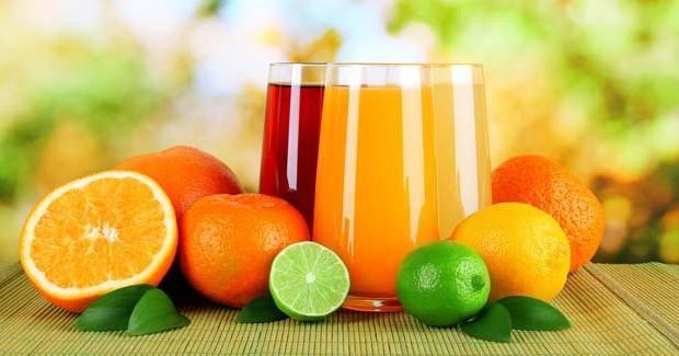 sucos para tratar constipação