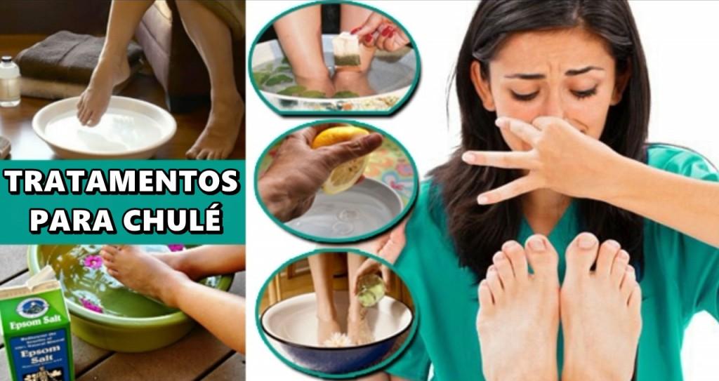 tratamentos caseiros para o chule
