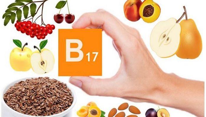 deficiencia de vitamina b17