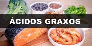 acidos graxos
