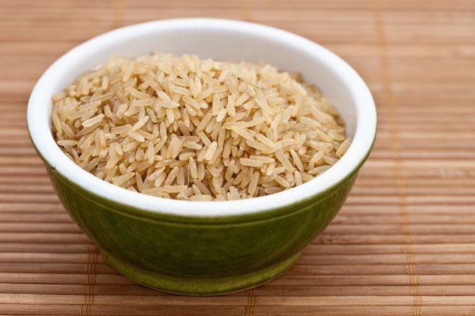 receitas com arroz integral