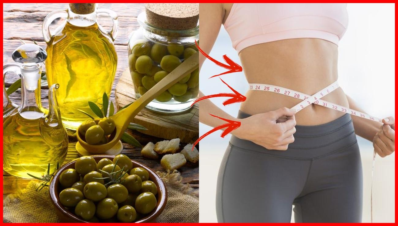 como usar azeite de oliva para emagrecer rapidamente?