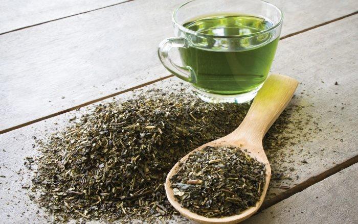 extrato de chá verde
