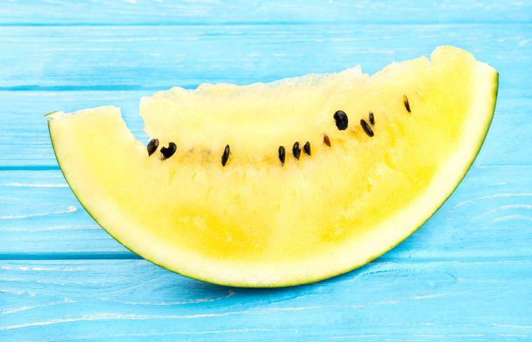 quais os benefícios da melancia amarela?