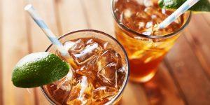 benefícios do chá gelado para saúde