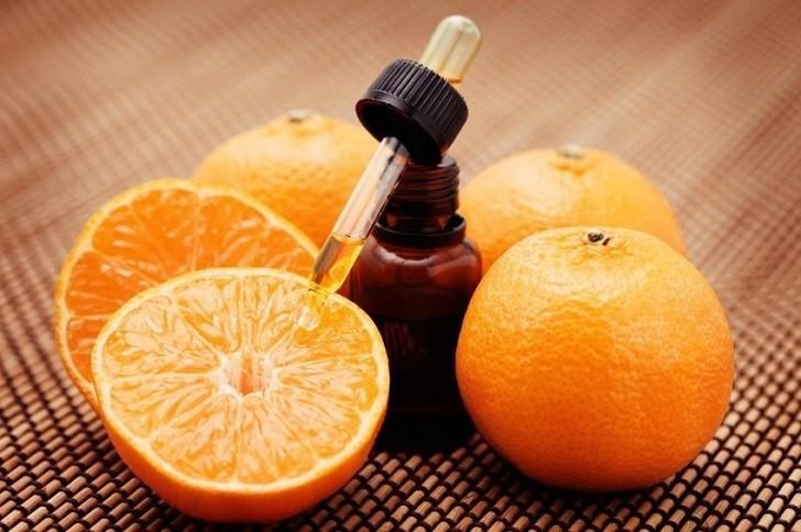 quais os benefícios do óleo de laranja?