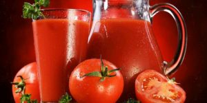 beneficios do suco de tomate