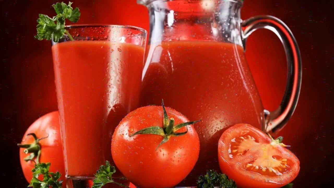 Os 30 Benefícios do Suco de Tomate Para Saúde