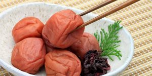beneficios da Umeboshi