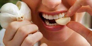 beneficios de comer alho cru para saude