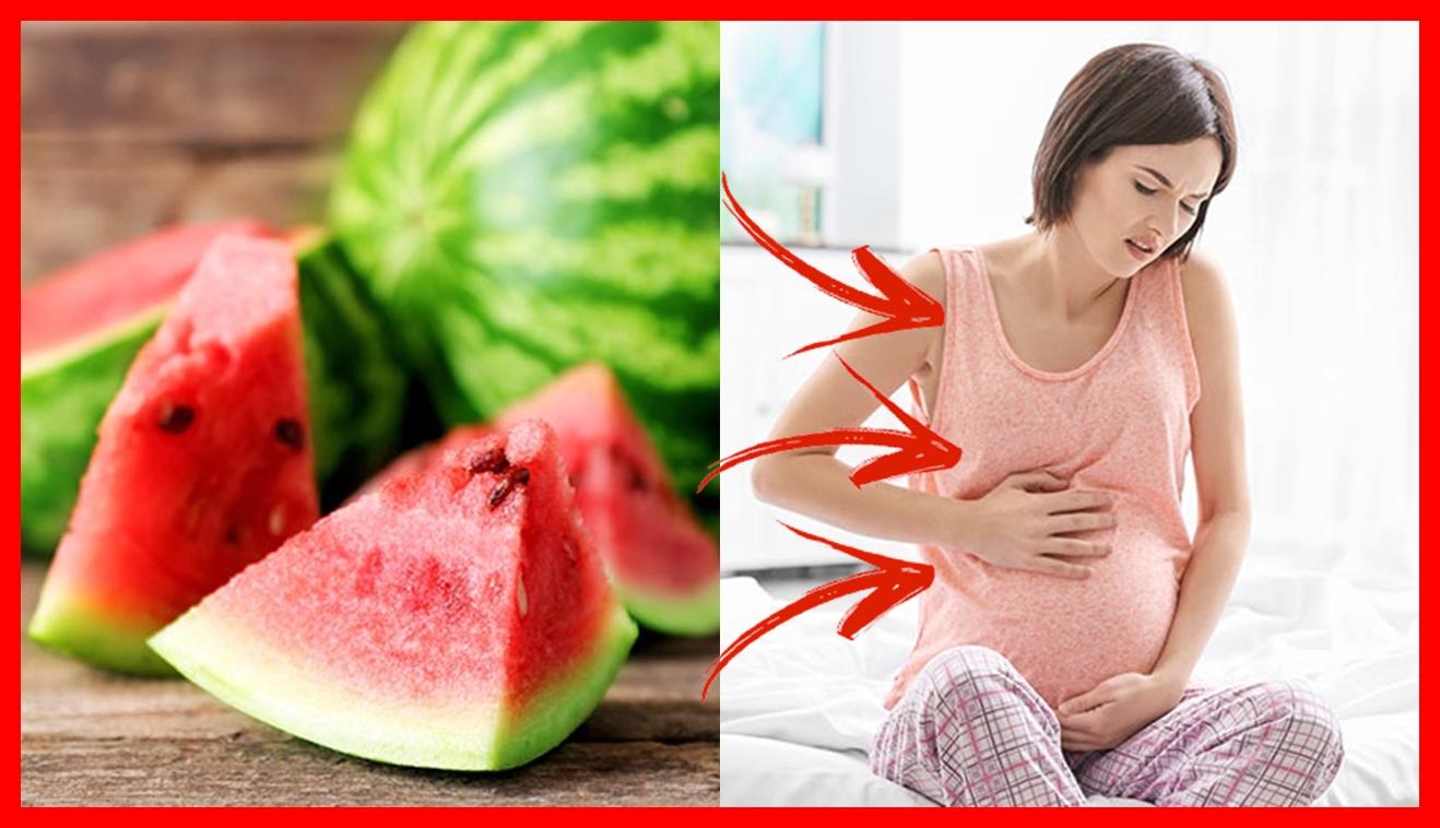 Os 12 Benefícios de Comer Melancia Durante a Gravidez