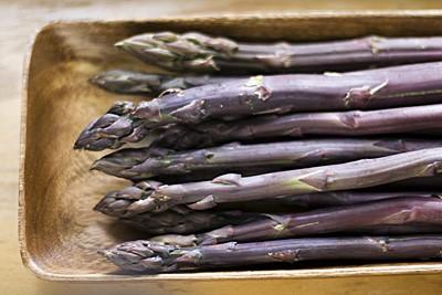 beneficios do aspargo roxo
