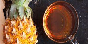quais os benefício do chá de abacaxi?