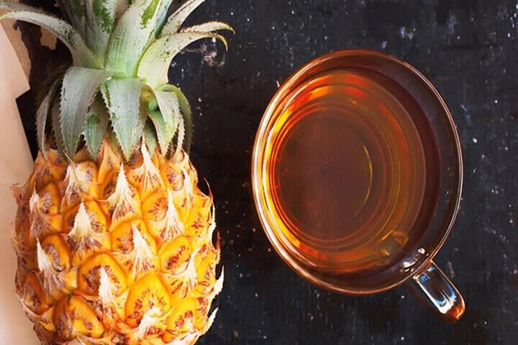 Os 10 Benefícios do Chá de Abacaxi Para Saúde