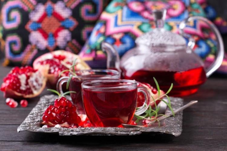 Os 20 Benefícios do Chá de Romã Para Saúde
