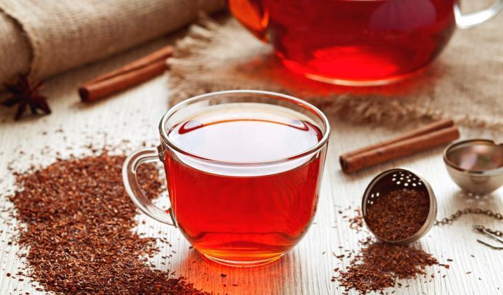 quais os benefício do chá de rooibos?