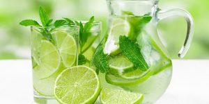 quais os benefícios do suco de limão?