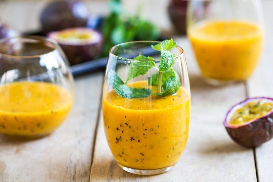 quais os benefícios do suco de maracujá?