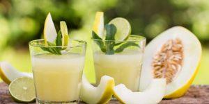 beneficios do suco de melao