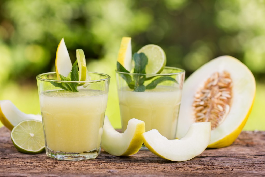 Os 30 Benefícios do Suco de Melão Para Saúde
