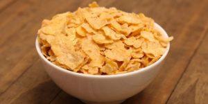 quais os benefícios dos flocos de milho?