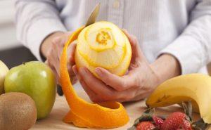 beneficios da casca de laranja