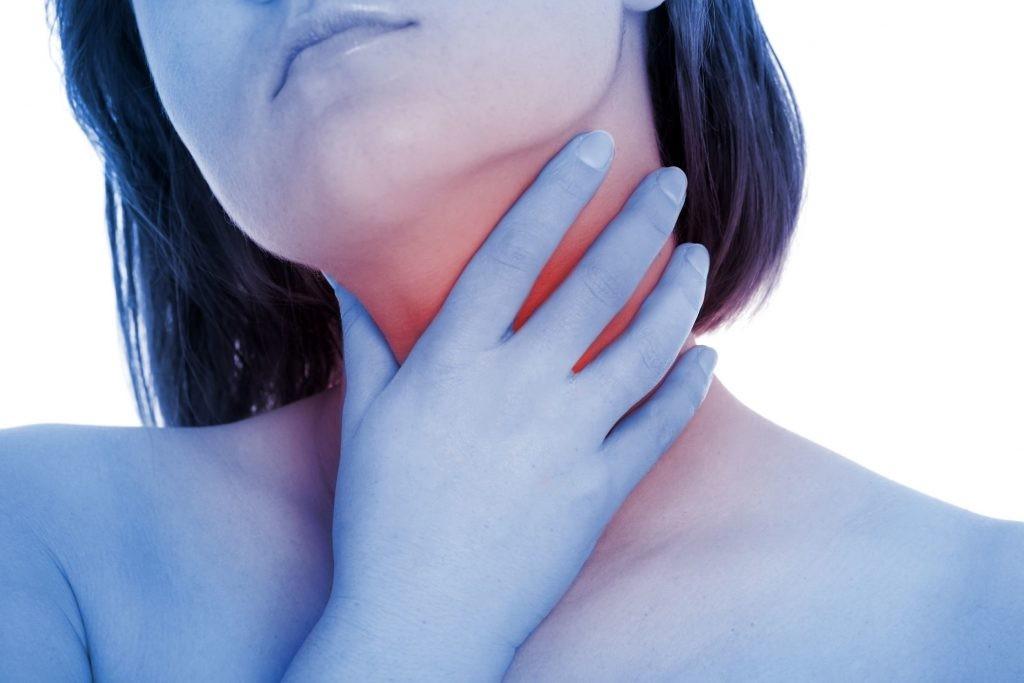 causas da faringite