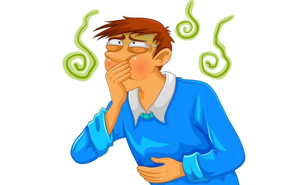 causas da nausea cura natural