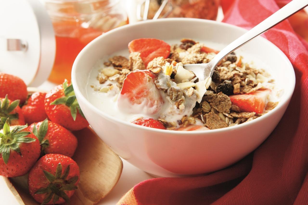 beneficios do cereal matinal