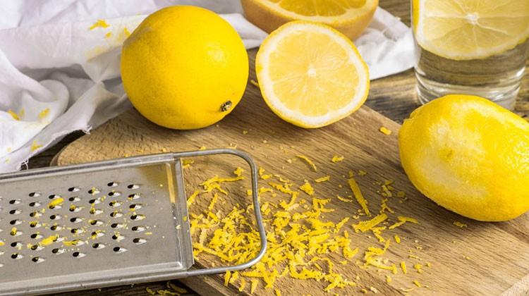 quais os benefícios do chá da casca de limão?