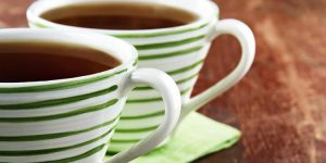 chá de jerimum
