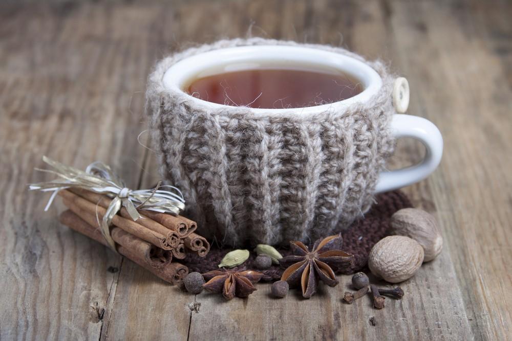 quais os benefícios do chá de noz-moscada?
