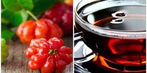 quais os benefícios do chá de pitanga?