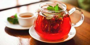 chá de rooibos para perda de peso