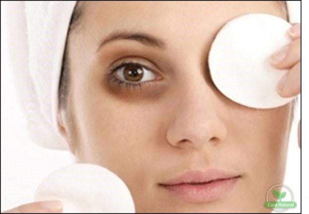 As 6 Dicas Para Eliminar os Círculos Escuros sob os Olhos