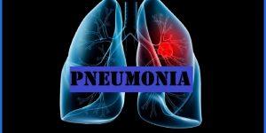 combater pneumonia