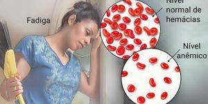 como acabar com a anemia de forma natural?