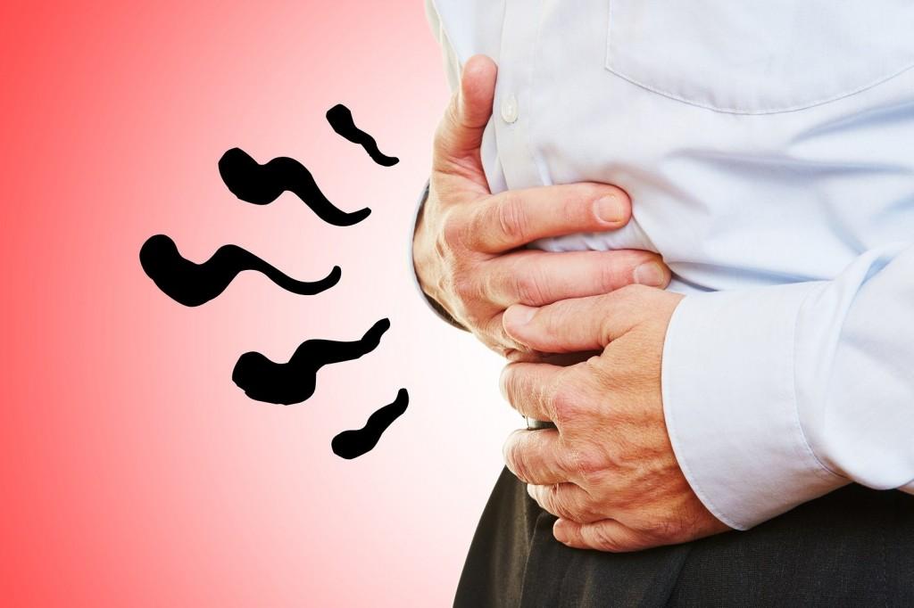 como eliminar os gases no estômago?