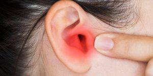 dor no ouvido