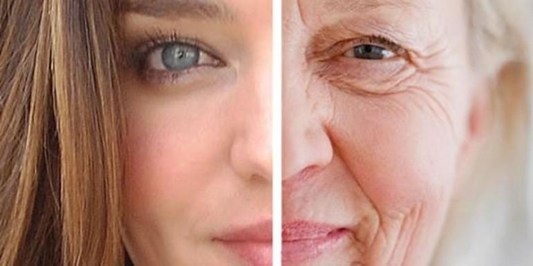 envelhecimento precoce