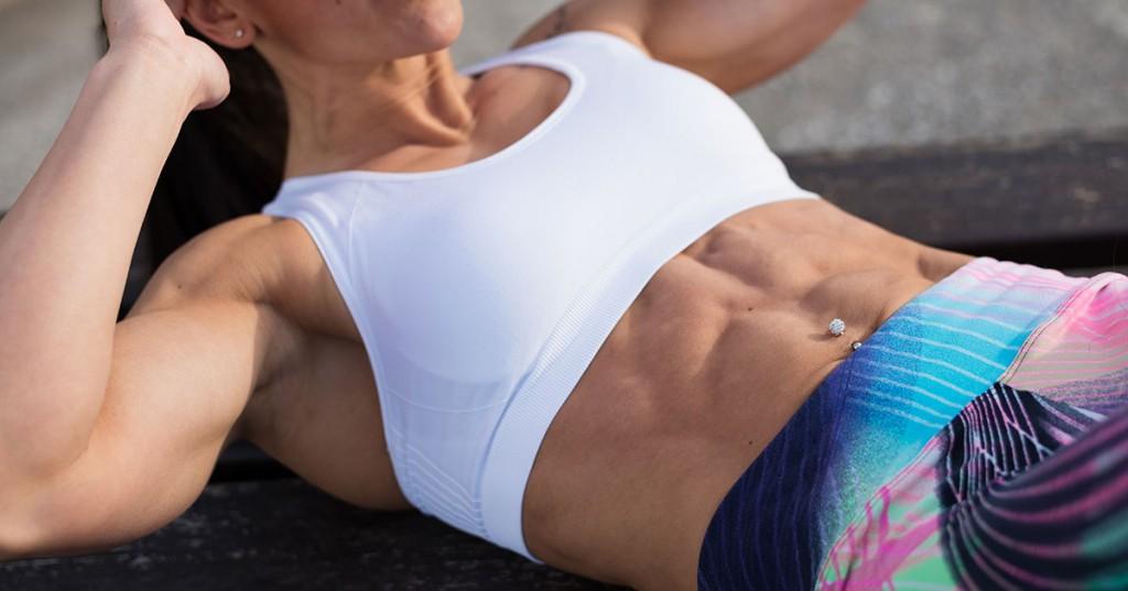 exercicio para definir o abdomen