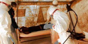 febre hemorrágica de marburg