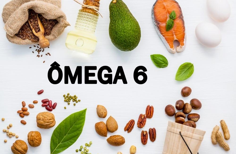 fontes de omega 6