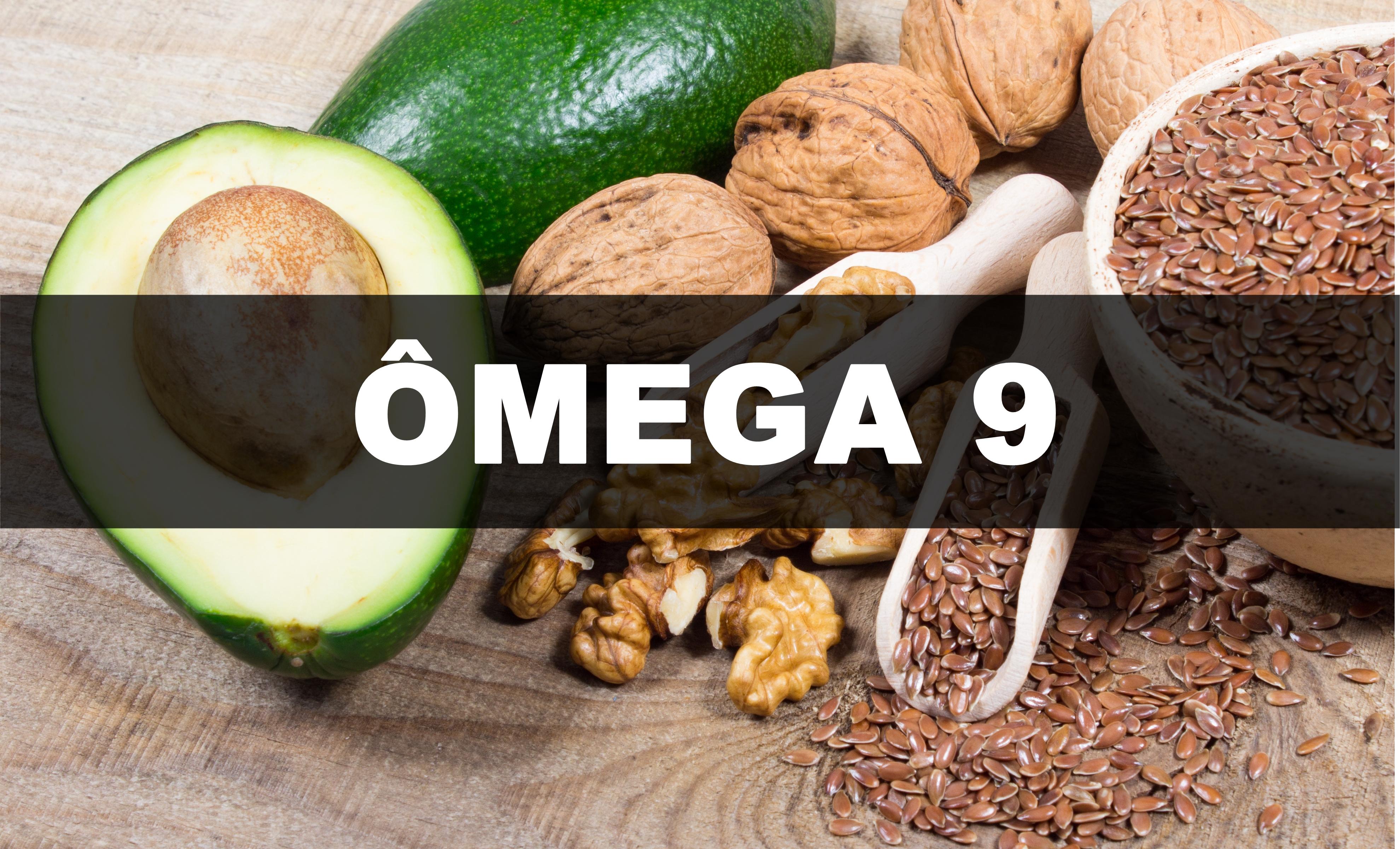 fontes de omega 9
