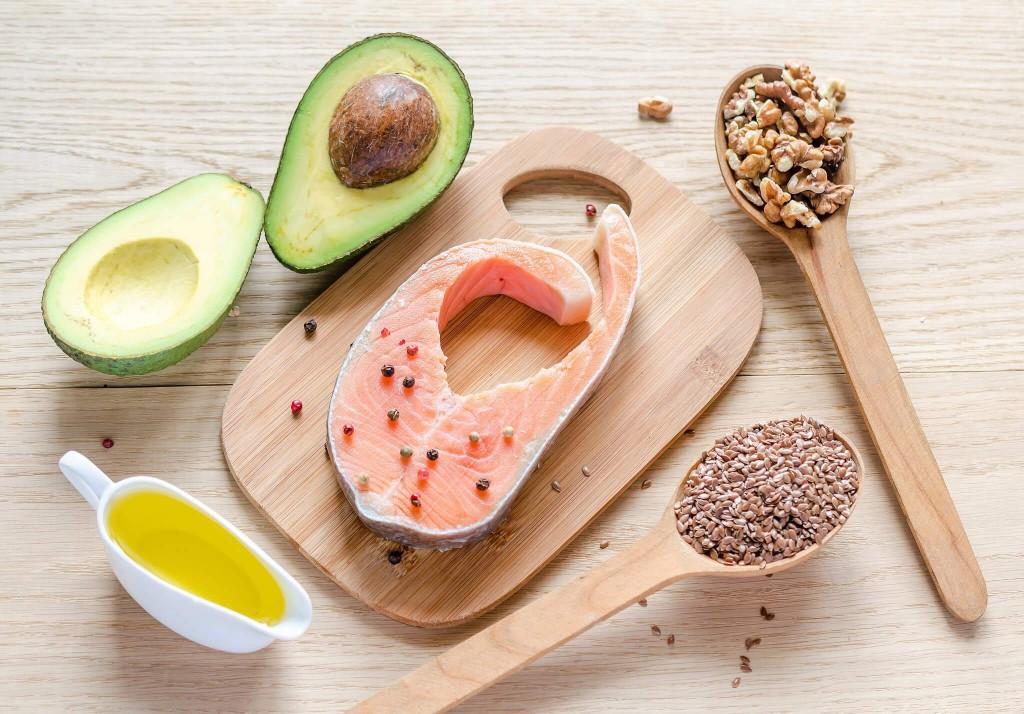 fontes de vitamina F